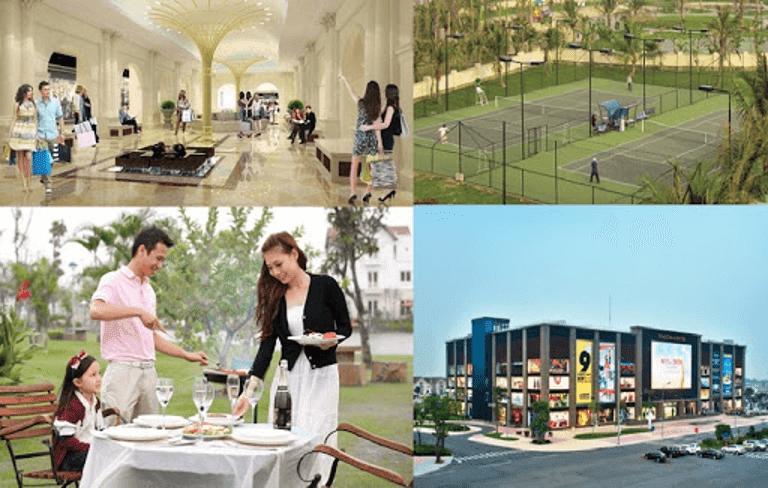 Giá cho thuê biệt thự Vinhomes Riverside có cao ko?